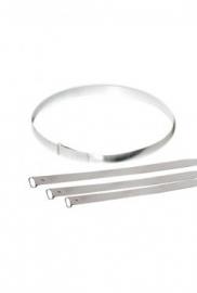 Aluminium trekband, lengte 850mm #DH673103