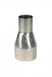 Verloop rvs 129-201 mm