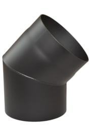 EW/120 2mm Bocht 45° graden -  Grijs/Antraciet