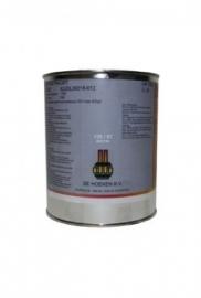 DH Paint Blik 1 ltr zwart 6204