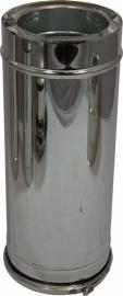 DW Ø300mm pijp 50cm RVS #DH119501