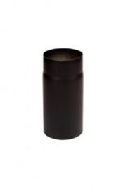 EW/130 2mm Pijp 25cm - Zwart
