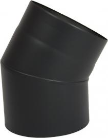 EW/150 0,6mm Bocht 33 graden - zwart
