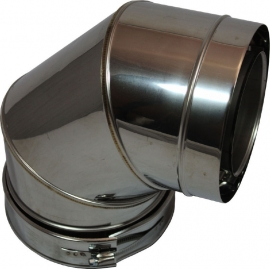 concentrisch bocht 87-90° graden Ø100-150mm DH126108