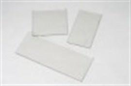 Kachelruitje vuurvast glas 0-250 cm2 (vierkante centimeter)