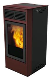 InnoFire / Globefire Pelletkachel BILY 6.5 kW