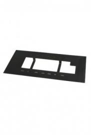 Adaptorplaat voor Topper multiwall 60cm #523045