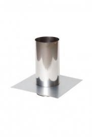 Flexibel Ø150mm Vloerplaat rvs