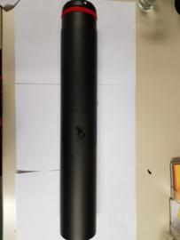 Pelletkachel pijpØ80mm - 50cm met luik