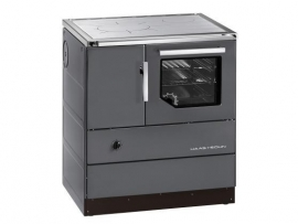 Haas+Sohn cooker HSD 75.5 Antraciet