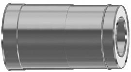 Premier Isotube DW/Ø150mm Paspijp