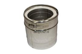 ISOTUBE Plus DW100/150 pijp 30 cm