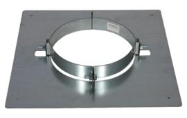 Verdiepingsondersteuning gegalvaniseerd Ø250mm CAM48-2