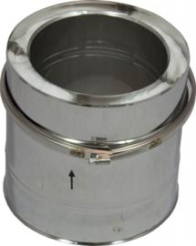 DWØ300mm pijp 20cm RVS #DH119503