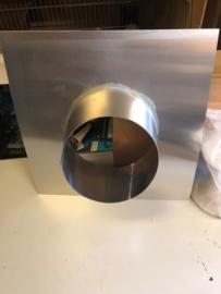 Aluminium dakdoorvoer DW200 mm