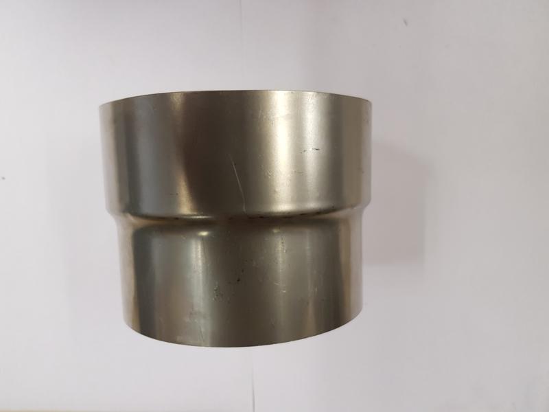 Verloopstuk rvs 148 - 160 mm