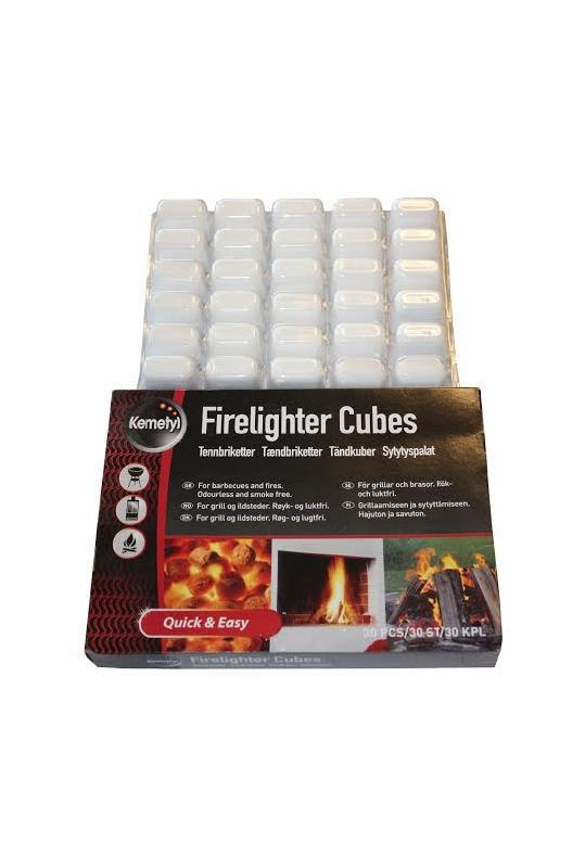 Firelighter cubes - Overdoos #DH0629252