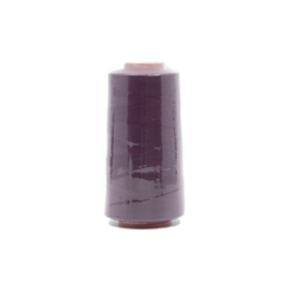 Polyester lock-/naaigaren augergine