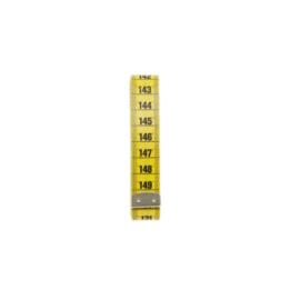 Centimeter 150cm geel