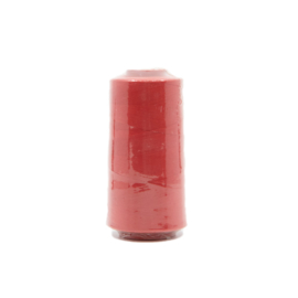 Polyester lock-/naaigaren rood