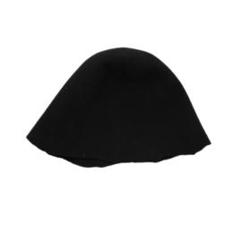 Cloche zwart