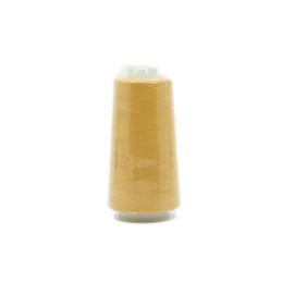 Polyester lock-/naaigaren mosterdgeel
