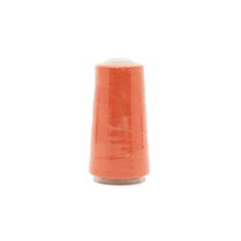 Polyester lock-/naaigaren fel oranje