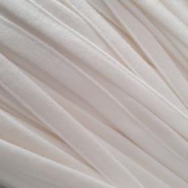 Beugelband gebroken wit