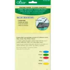 Clover calceerpapier.