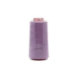 Polyester lock-/naaigaren lichtpaars