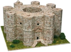 kasteel Del Monte bouwdoos Aedes Ars