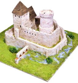 kasteel van Bedzin bouwdoos Aedes Ars