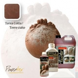 POWERTEX terra cotta