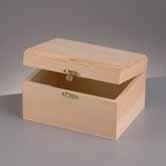 kistje in hout (E803)