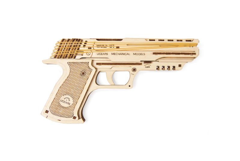 pistool Wolf 01 Ugears