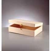 Kistje in hout (E2222)
