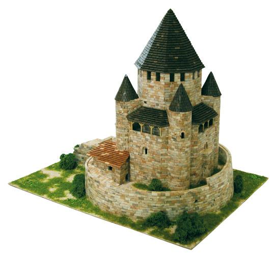 toren van Cesar Aedes Ars bouwdoos