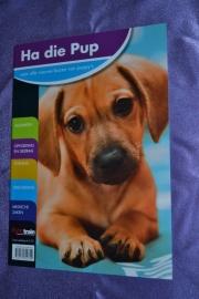 Ha! die pup