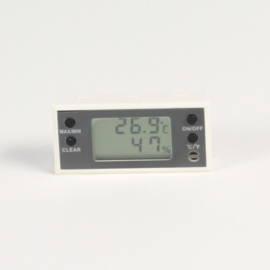 Digitale Thermometer en Hygrometer in één