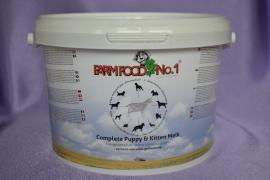 Farm Food No1 puppy / kitten melk 1500 gram