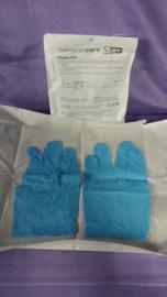 Steriele handschoenen 1 paar nitrile