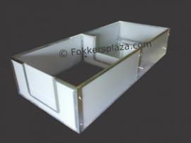 Ren voor Medium-Kz polycarbonaat