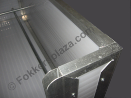 X-Large vierkant 120x120x 60 cm