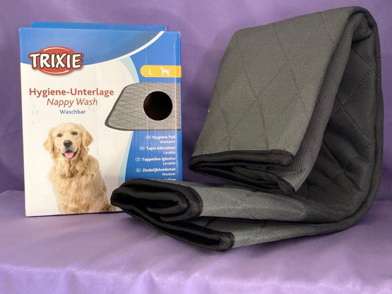 Trixie wasbare onderlegger L 60x90 cm