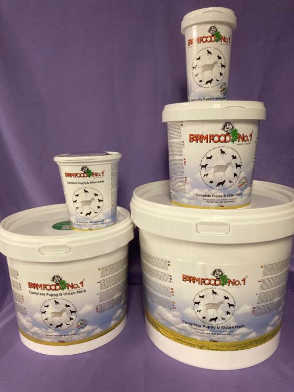 Farm Food No1 puppy / kitten melk 200 gram