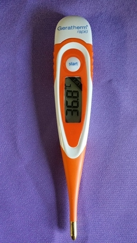 Thermometer  flextip Rapid