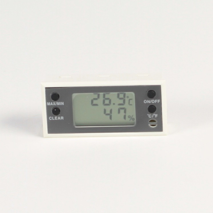 Digitale Thermometer en Hygrometer in één