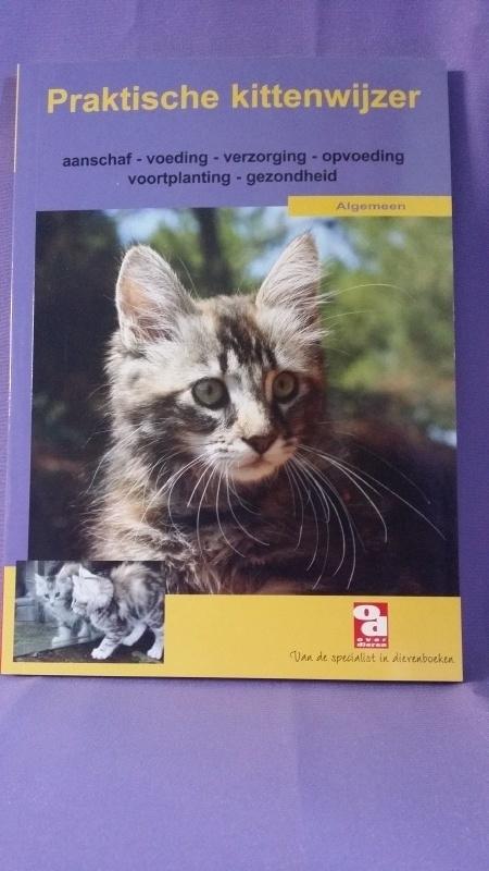 Praktische kitten wijzer