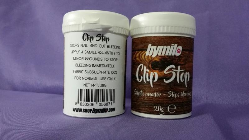 HPP bloedstop/ Bymilo clipstop