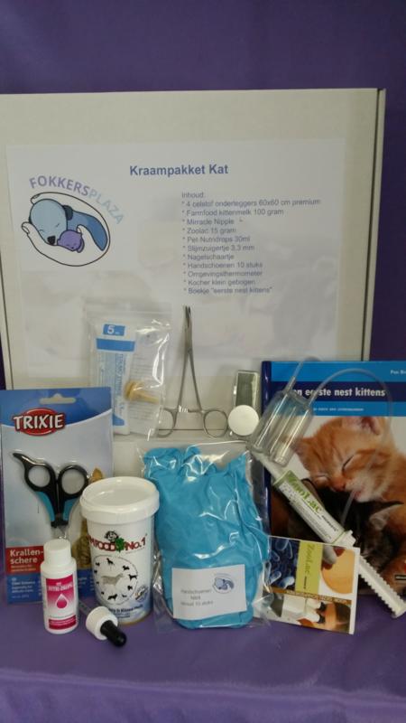 Kraampakket  Kat standaard